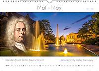 Komponisten-Kalender 2019, Städte und Komponisten. DIN-A-3 - Produktdetailbild 5