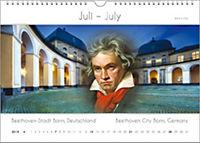 Komponisten-Kalender 2019, Städte und Komponisten. DIN-A-3 - Produktdetailbild 7