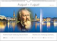 Komponisten-Kalender 2019, Städte und Komponisten. DIN-A-3 - Produktdetailbild 8