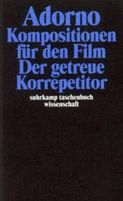 Kompositionen für den Film, Theodor W. Adorno