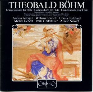 Kompositionen Für Flöte Op.21/22/66-68/+, Adorján, Nicolet, Grafenauer, Bennett, Burkhard
