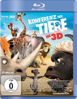 Konferenz der Tiere - 3D-Version, Oliver Huzly, Erich Kästner, Reinhard Klooss, Klaus Richter, Sven Severin