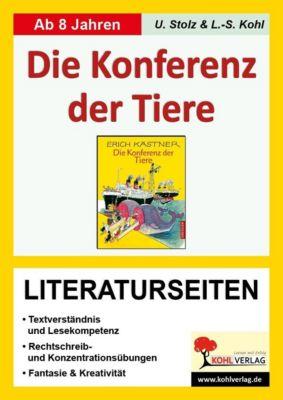 Konferenz der Tiere - Literaturseiten, Ulrike Stolz, Lynn S Kohl