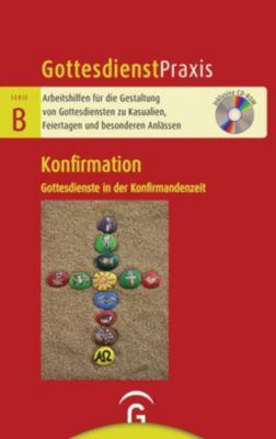 Konfirmation, m. CD-ROM