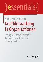 Konfliktcoaching in Organisationen, Sabine Wegner-Kirchhoff