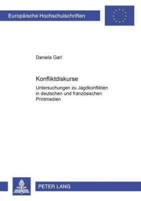 Konfliktdiskurse, Daniela Garl