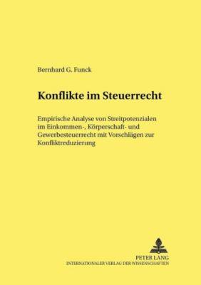 Konflikte im Steuerrecht, Bernhard G. Funck