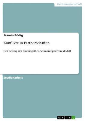 Konflikte in Partnerschaften, Jasmin Rödig