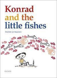Konrad and the little fishes, englische Ausgabe, Charlotte von Bausznern