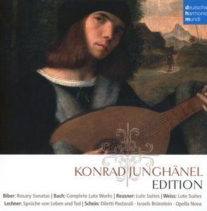 Konrad Junghänel Edition, Konrad Junghänel