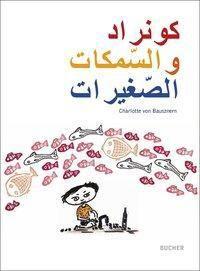 Konrad und die Fischchen, arabische Ausgabe, Charlotte von Bausznern