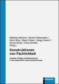 Konstruktionen von Fachlichkeit -  pdf epub