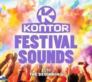 Kontor Festival Sounds 2018 - The Beginning, Various