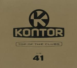 Kontor-Top Of The Clubs Vol.41, Diverse Interpreten