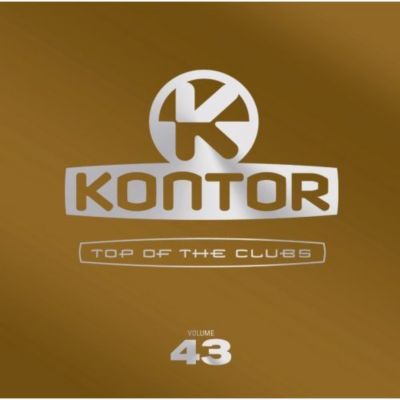 Kontor Top Of The Clubs Vol. 43, Diverse Interpreten