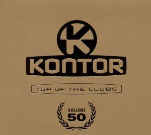 Kontor Top Of The Clubs  Vol. 50, Diverse Interpreten