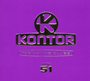 Kontor Top Of The Clubs Vol.51, Diverse Interpreten
