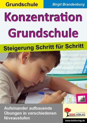 Konzentration Grundschule, Birgit Brandenburg