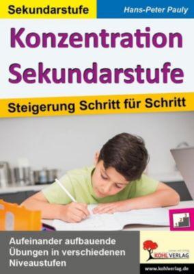 Konzentration Sekundarstufe, Hans-Peter Pauly