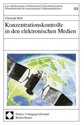 Konzentrationskontrolle in den elektronischen Medien, Christoph Bohl