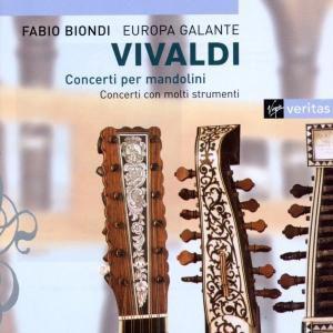 Konzert Für Mandolinen, Fabio & Europa Galante Biondi
