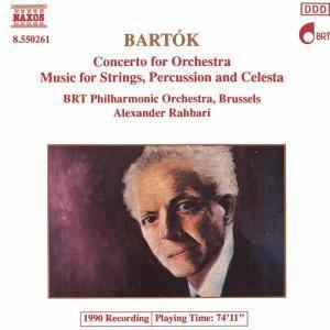 Konzert Für Orchester/+, Alexander Rahbari, Brtop