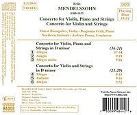 Konzert Fuer Vl, Kl & Str*Penn - Produktdetailbild 1