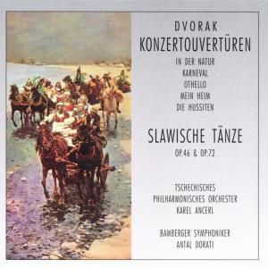 Konzert-Ouvertüren/Slaw.Tänze, Diverse Interpreten
