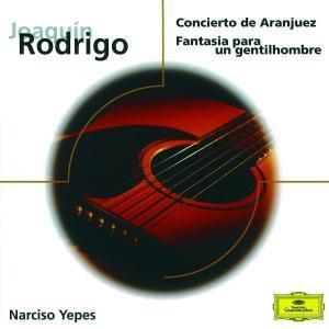Konzert von Aranjuez, Narciso Yepes