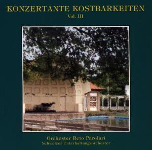 Konzertante Kostbarkeiten 3, Reto Orchester Parolari
