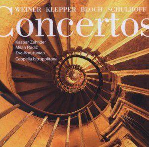 Konzerte, Zehnder, Radic, Aroutunian, Capella Istropolitana