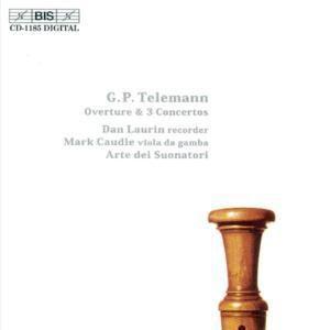 Konzerte für Blockflöten, Dan Laurin, Arte die Suonatori
