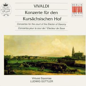Konzerte Für Den Kursächsischen Hof, Ludwig Güttler, Virtuosi Saxoniae