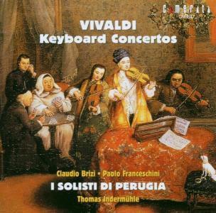 Konzerte Für Tasteninstrumente, Brizi, I Solisti Di Perugia