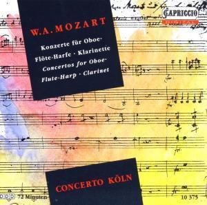 Konzerte Kv 314,622,299, Taillard, Nieseman, Concerto Köln