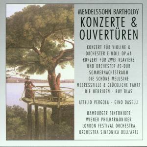 Konzerte & Ouvertüren, Hamburger Sinfoniker, Wp