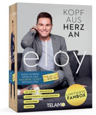 Kopf aus - Herz an (Limited Deluxe Box), Eloy de Jong