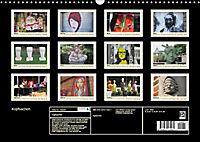Kopfsachen (Wandkalender 2019 DIN A3 quer) - Produktdetailbild 13