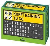 Kopftraining to go, 75 Karten - Philip Kiefer |