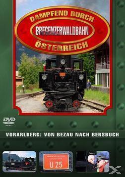 Kopie von:Dampfend durch Österreich: Bregenzerwaldbahn