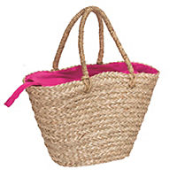 Korbtasche Summer Pink - Produktdetailbild 2