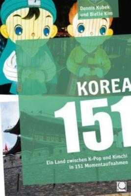 Korea 151, Dennis Kubek, Bielle Kim