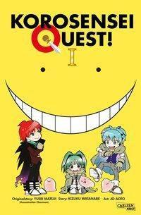 Korosensei Quest!, Yusei Matsui, Kizuku Watanabe, Jo Aoto