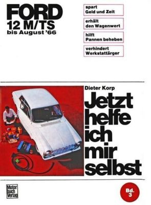 Korp, D: Ford 12 M/TS  bis August '66, Dieter Korp