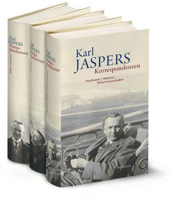 Korrespondenzen, 3 Bde. - Karl Jaspers  