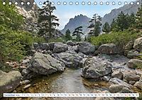 Korsika, das wilde Inselparadies im Mittelmeer (Tischkalender 2019 DIN A5 quer) - Produktdetailbild 12