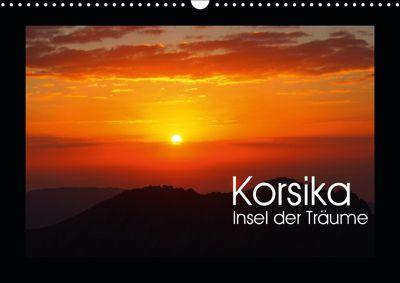 Korsika - Insel der Träume (Wandkalender 2019 DIN A3 quer), SebastianAlex