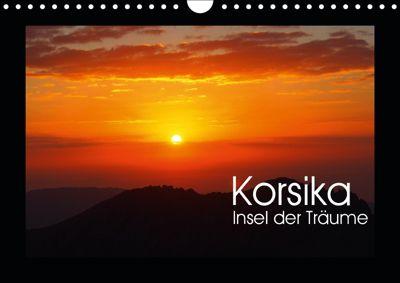 Korsika - Insel der Träume (Wandkalender 2019 DIN A4 quer), SebastianAlex