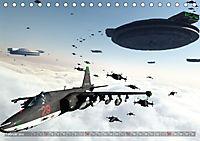 Kosmische BesucheCH-Version (Tischkalender 2019 DIN A5 quer) - Produktdetailbild 2