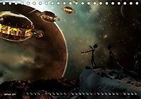 Kosmische BesucheCH-Version (Tischkalender 2019 DIN A5 quer) - Produktdetailbild 1